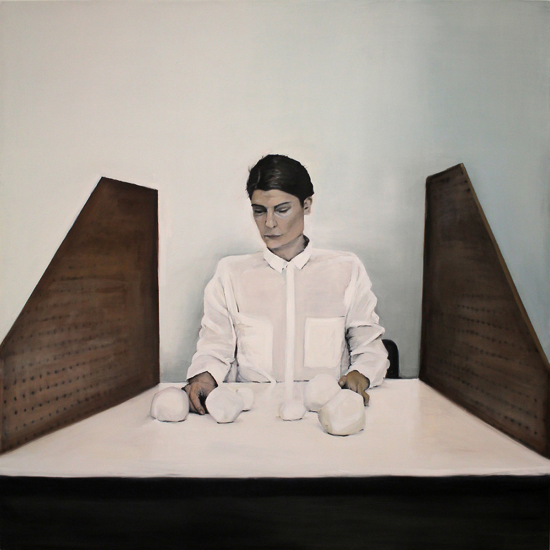 Eleana Antonaki wins BP Portrait Award from The National Portrait Gallery, London