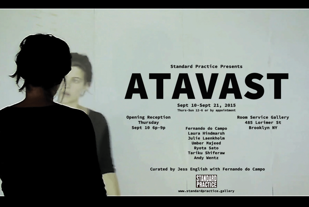 Parsons MFA Students and Alum featured in ATAVAST