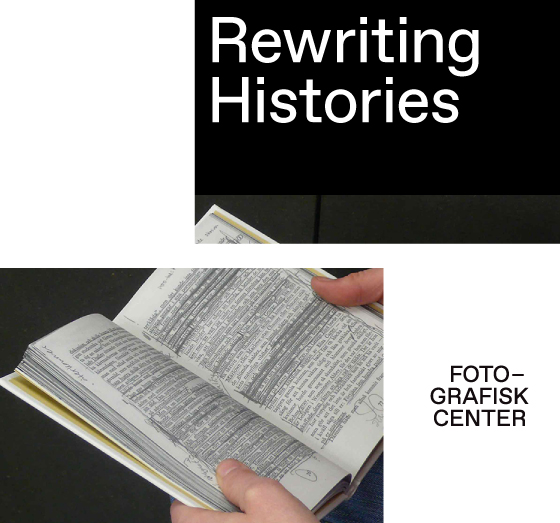 "Faculty H Lan Thao Lam and Andrea Geyer in ""Rewriting Histories"" Group Show in Denmark"