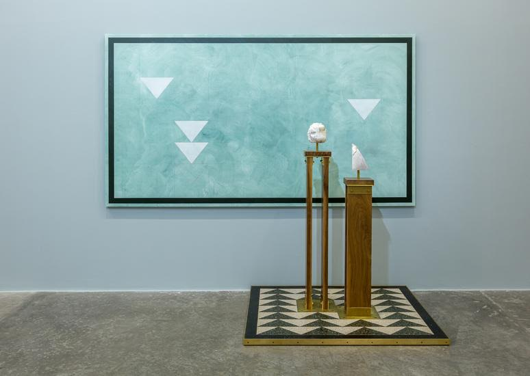 Parsons Faculty Kamrooz Aram Debuts Solo Show at Museum Dhondt-Dhaenens