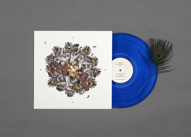 Marco Argiro, vinyl cover