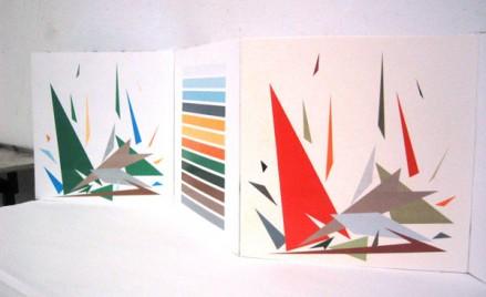 Album Cover Design for Sigur Ros, Ben Shotwell