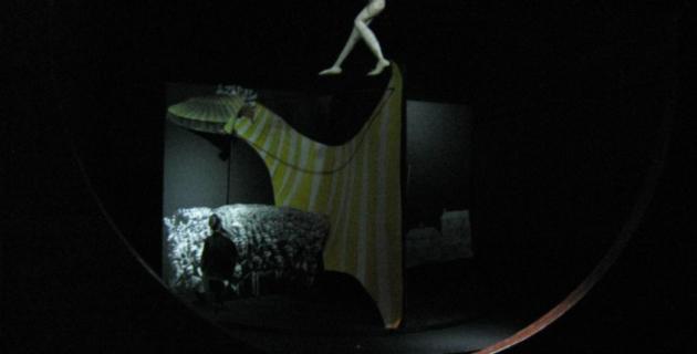 Hyrtl Simulacrum Illuminated diorama prototyping
