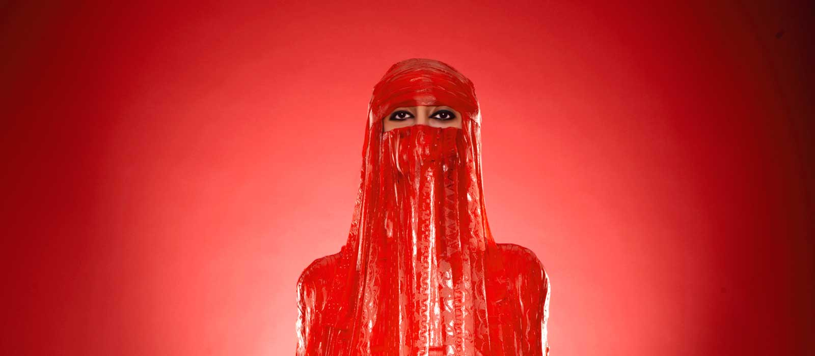 Behnaz Babazadeh // Burkaphilia