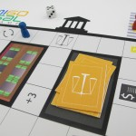Gaming the System: Game Board