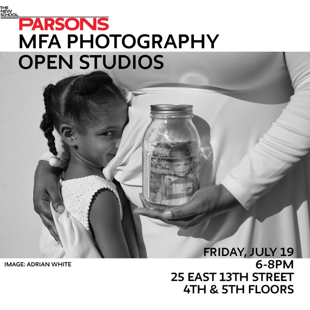 MFA Photography Summer Open Studios