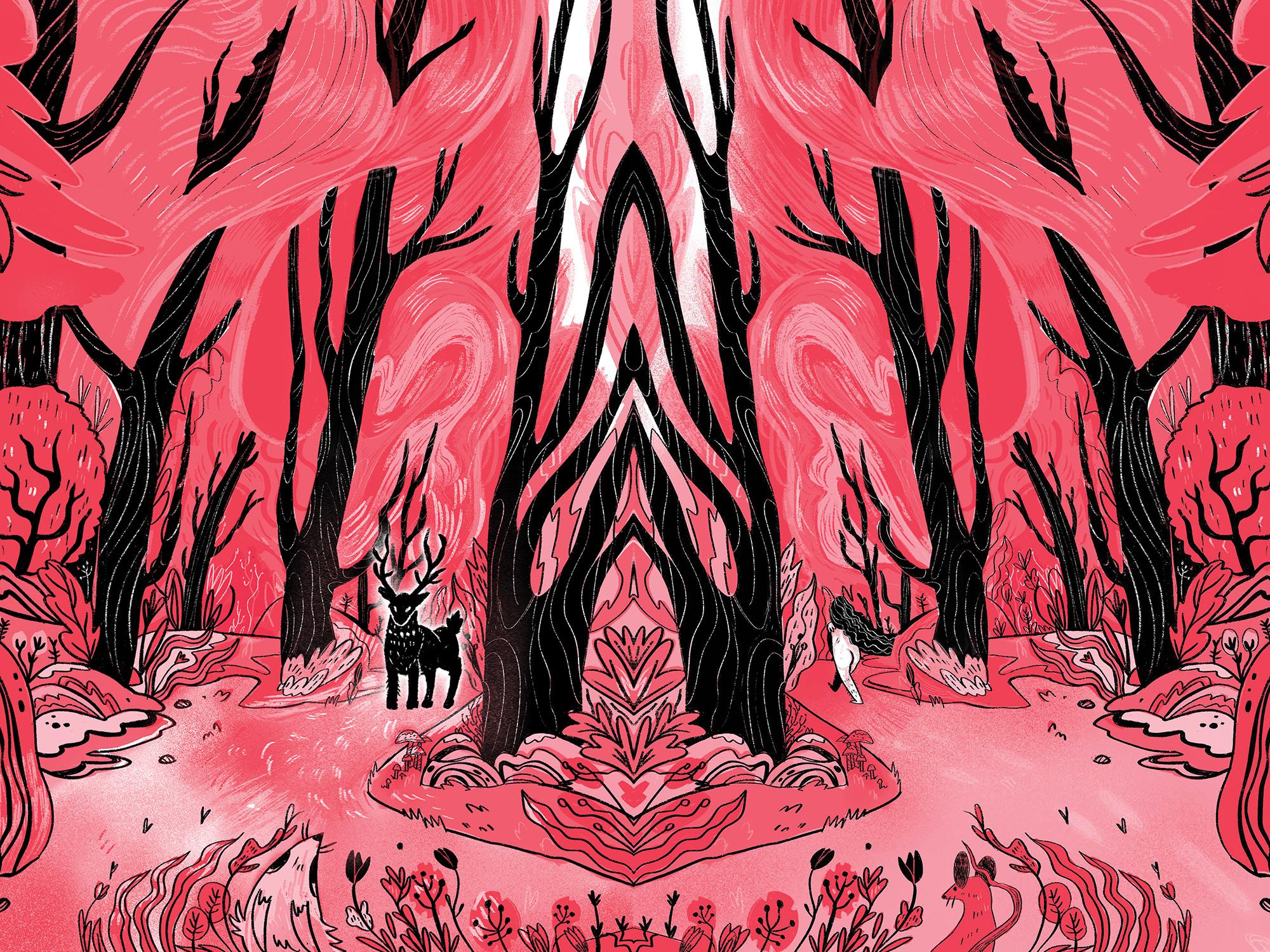 Artwork by Nina Vazquez