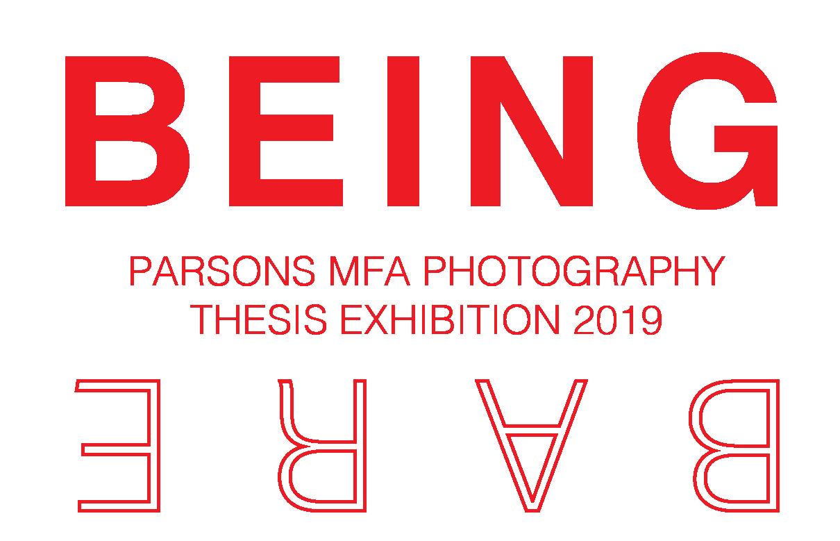MFA Photo Thesis 2019