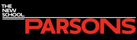 parsons logo black