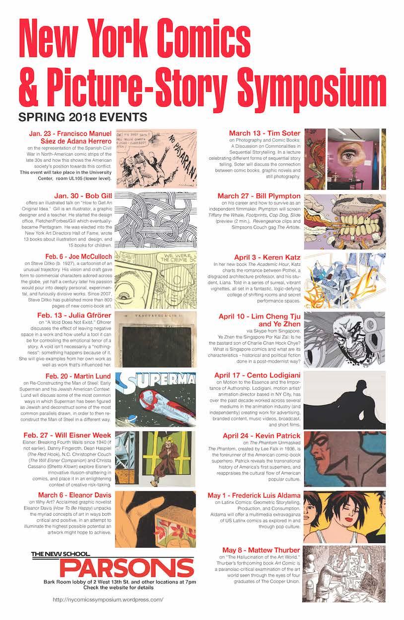 Illustration Dept  Events Archives | Art, Media, & Technology