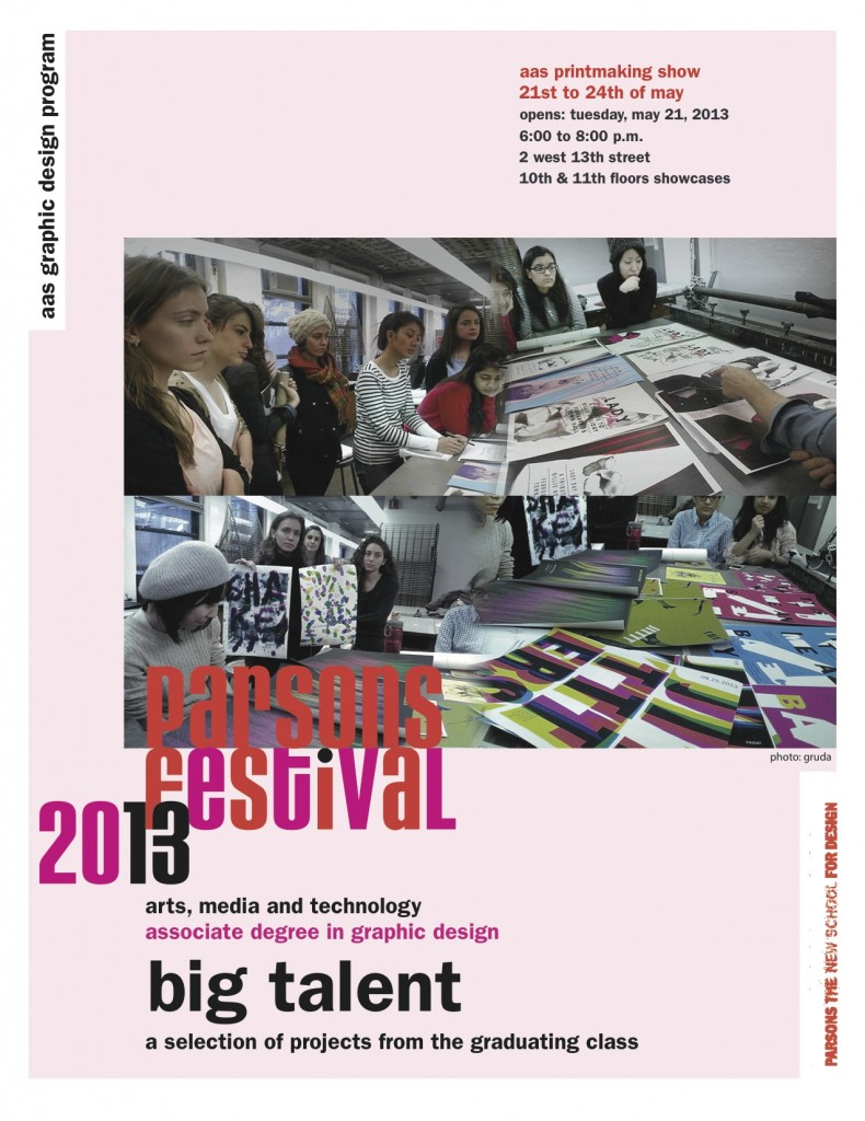 AAS Printmaking Show
