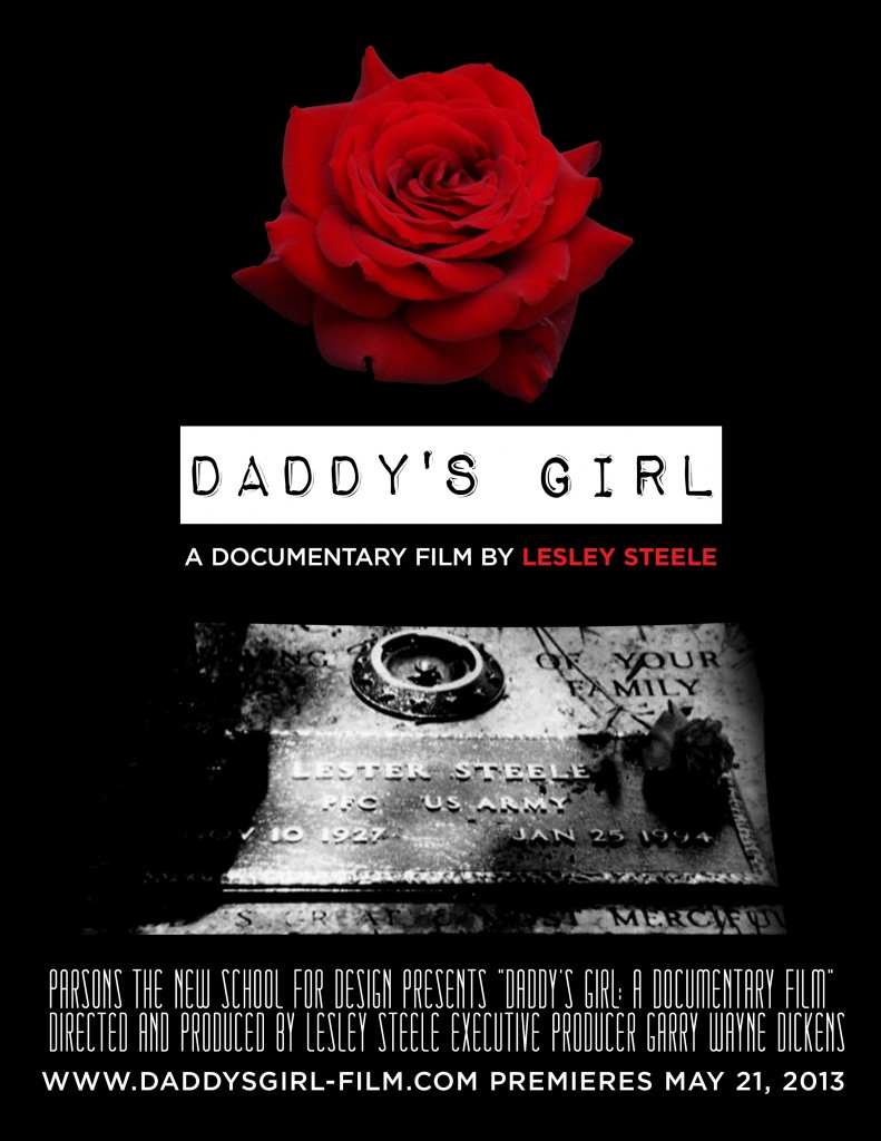 Daddy's Girl Film Poster