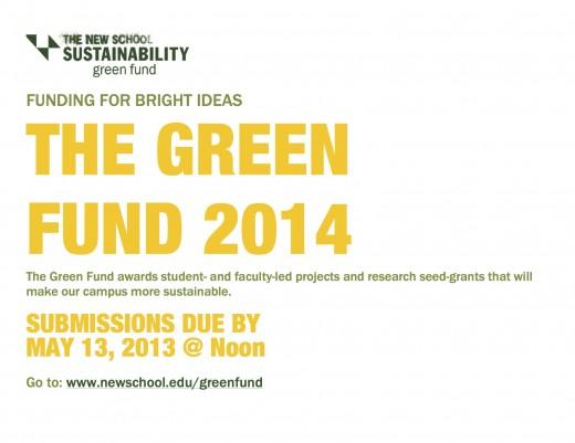 Green Fund 2014 Slide