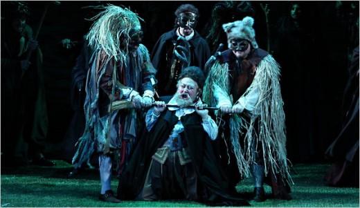 "Mannes Opera performance of ""Falstaff"" (2011)"