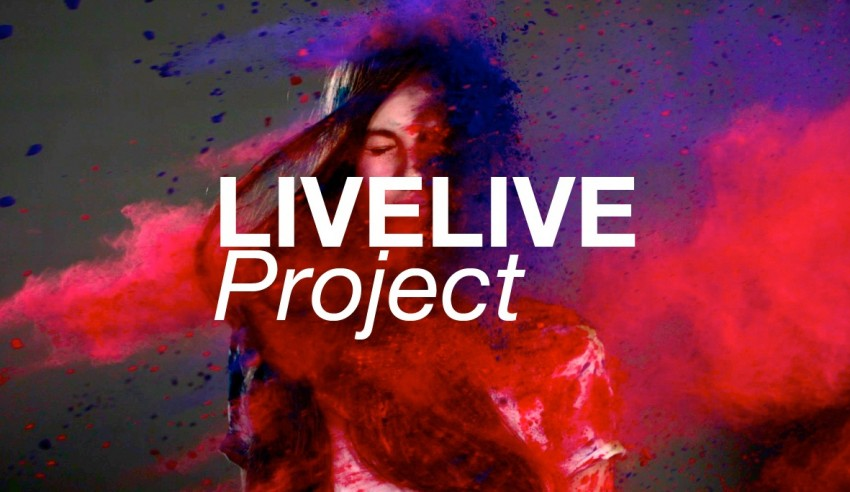 LIVELIVE Project Logo
