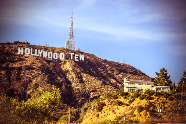Hollywood Sign, California, USA
