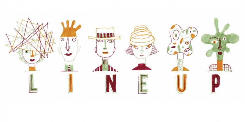 Line Up Image