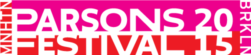 Parsons Festival logo