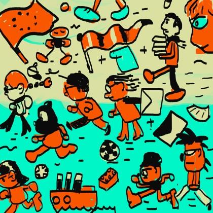Patrick Crotty Illustration