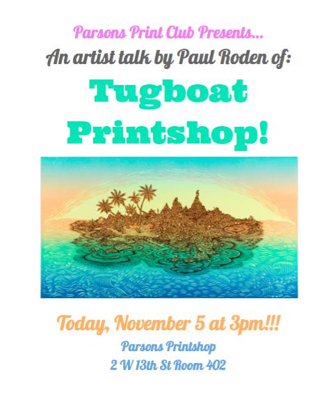 Parsons Print Club