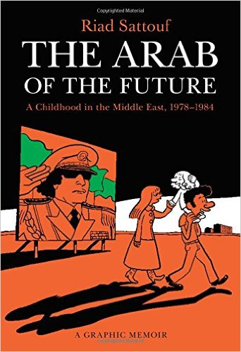 Graphic Novelist Riad Sattouf, Lecture and Book Signing - 11