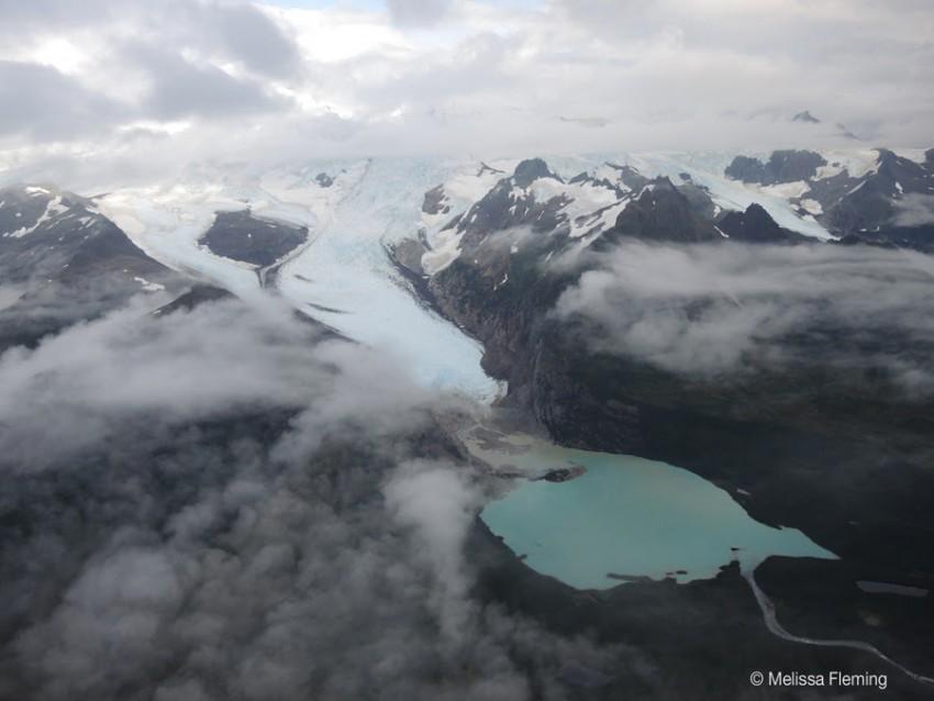 Melissa Fleming, Glacial Lake, Alaska, 2013