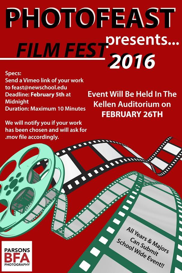 PhotoFeast Film Fest