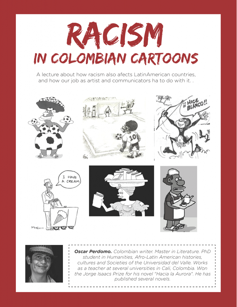 RACISM IN COLOMBIAN CARTOONS
