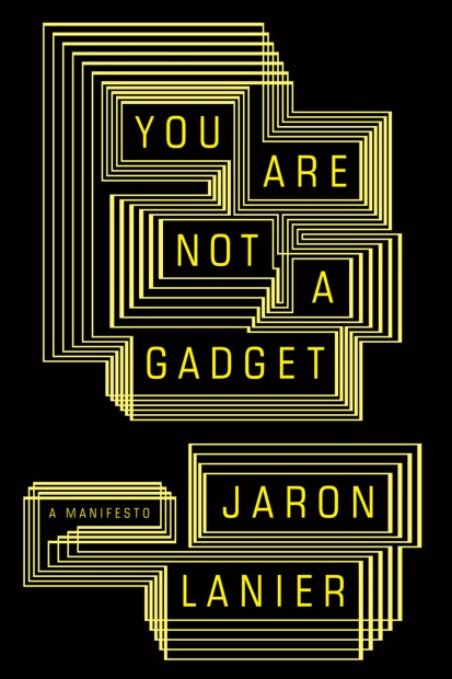 [pic — Booher — You Are Not a Gadget]